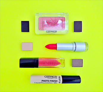 Catrice Cosmetics Products