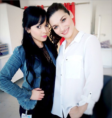 Renate and Kim Engelbrecht